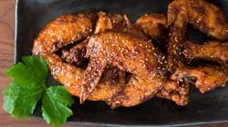 Trời se lạnh, xuýt xoa với cánh gà chiên kiểu Hàn