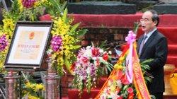 Hôm nay, chính thức công nhận Di tích Quốc gia đặc biệt Lam Kinh