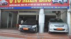 Khởi tố kẻ lái thử xe ô tô tại cửa hàng rồi vọt mất