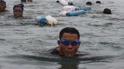 """Những """"người nhái""""  bảo vệ biển đảo"""