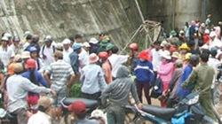 Vụ 3 công nhân kẹt lũ trong hầm thủy điện: Nhà thầu coi thường mạng người