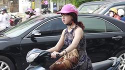 """CSGT Hà Nội ngày đầu xử lý mũ bảo hiểm """"rởm"""": Chủ yếu nhắc nhở, tuyên truyền"""