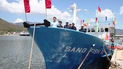 Bàn giao tàu cá vỏ thép cho ngư dân: Kỳ vọng những chuyến  đi biển an lành