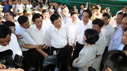 Chủ tịch nước trò chuyện với chủ tàu bị tàu Trung Quốc đâm chìm