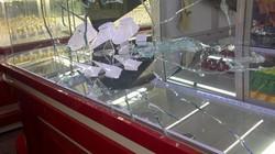 TP.HCM: Táo tợn cướp tiệm vàng trong chợ giữa ban ngày