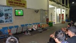 Sôi động World Cup ở... bệnh viện