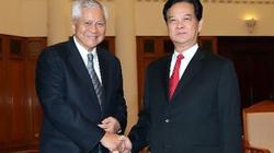 Ngoại trưởng Philippines thăm Việt Nam: Phải buộc Trung Quốc  tuân thủ luật pháp quốc tế