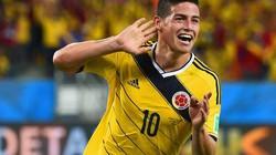 Điểm mặt 10 chân sút hiệu quả nhất World Cup 2014