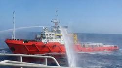 Hoàng Sa, 5.7: Kiểm ngư Việt Nam cơ động tiếp cận giàn khoan Hải Dương 981