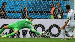 """Người hùng Tim Krul giúp Hà Lan hạ Costa Rica ở loạt """"đấu súng"""""""