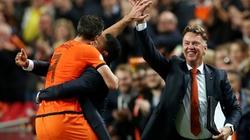 Hà Lan vào vòng bán kết: Nhân định thắng thiên...