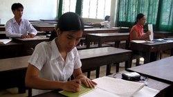 Đại học Huế: 6 thí sinh khiếm thị được tuyển thẳng