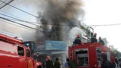 Kon Tum: Cháy nổ làm 8 người bị thương