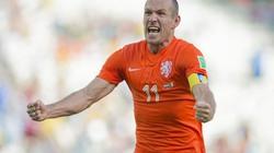 """Robben """"gặp đại họa"""" vì quá trung thực"""