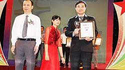 """Dutch Lady đạt chứng nhận """"Thương hiệu Việt Nam Tin Dùng 2014"""""""