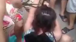 Nghi ăn trộm điện thoại, cô gái trẻ bị cắt tóc, đánh hội đồng