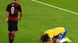 Chùm ảnh: Người Brazil đổ lệ sau trận thua thảm