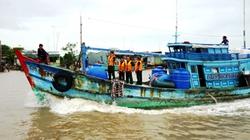 Ngư dân Cà Mau: Liên kết, ra khơi với các hải đội