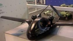 Nga trình làng mẫu UAV mới cất cánh không cần đường băng