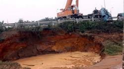 Vỡ đường ống dẫn nước Sông Đà: Sẽ khắc phục xong trước 23h đêm nay