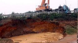 Hà Nội: Đường ống cấp nước Sông Đà gặp sự cố lần thứ 8