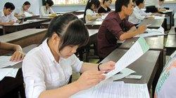 Sĩ tử dang dở bài thi vì đau bụng quằn quại giữa giờ thi