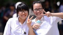 Chùm ảnh: Rạng ngời nụ cười nữ sinh trong nắng sau kỳ thi ĐH