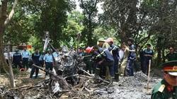 Phó Tổng tham mưu trưởng QĐND Việt Nam tiết lộ nguyên nhân trực thăng rơi