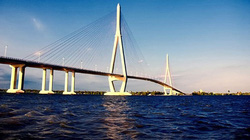 Thêm 4 cây cầu 'khủng' phá thế ốc đảo của Đồng bằng sông Cửu Long