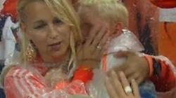 Nước mắt cha và con Robben