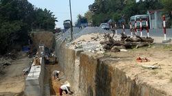 Phú Yên: Dân cản trở thi công quốc lộ 1