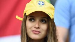 Ngây ngất vì gái xinh trên khán đài World Cup (22)