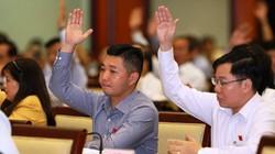 Bế mạc kỳ họp HĐND TP. Hà Nội và TP.HCM: Phản đối hành động sai trái của Trung Quốc