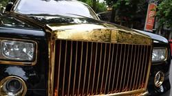 Cận cảnh Phantom Rồng độ vàng cực độc tại Hà Nội