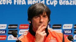 """HLV Joachim Low tuyên bố ĐT Đức sẽ """"bắn hạ"""" Argentina"""