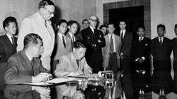 60 năm Hiệp định Geneva: Thắng lợi to lớn của ngoại giao Việt Nam