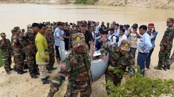 Trực thăng quân sự Campuchia nổ tung trên không khi đang huấn luyện, 4 người tử nạn
