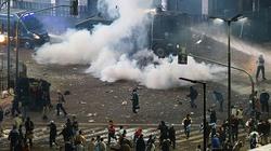 Bạo loạn tại Argentina sau trận thua ở chung kết World Cup