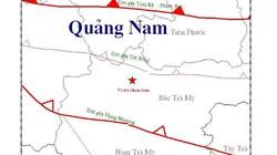 Lại tiếp tục động đất tại Bắc Trà My