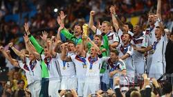 Chùm ảnh ĐT Đức đăng quang ngôi vô địch thế giới