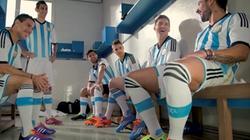 """""""Cuộc chiến thương hiệu"""" tại World cup 2014: Chiến thắng thuộc về... Adidas"""