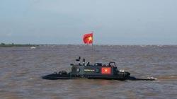 Tàu ngầm Trường Sa sắp quay lại thử nghiệm trên biển