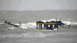 Huế: Cứu tàu cá 6 ngư dân bị tàu chở hàng đâm chìm