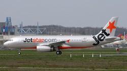 Máy bay Jetstar báo cháy khi đang chuẩn bị cất cánh tại sân bay Tân Sơn Nhất