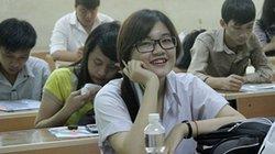 Xuất hiện điểm 9,25 thi đại học môn Văn