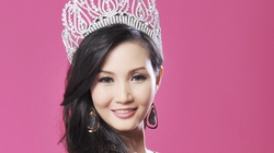 Hoa hậu Sương Đặng vai trần, ngực đầy đẹp ngọt lịm