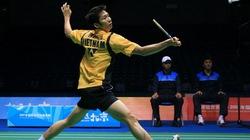 Tiến Minh dễ dàng lọt vào vòng 1/8 giải Đài Loan mở rộng
