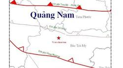 Tiếp tục động đất 2,5 độ richter tại Bắc Trà My