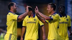 Chelsea đại thắng trong trận mở màn tour du đấu hè