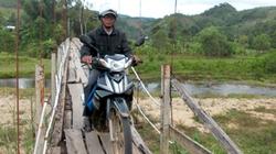 Những cây cầu treo chờ... đứt